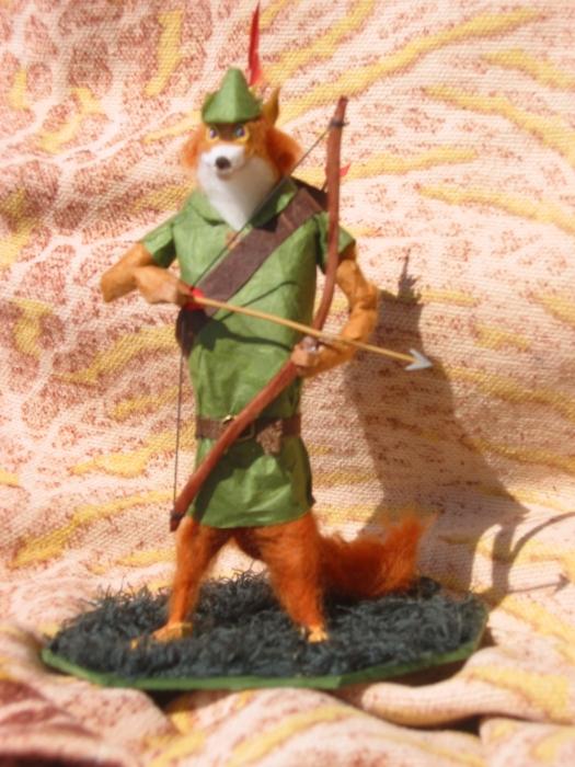 Robin des bois (walt disney)  Dessin animé  Personnages