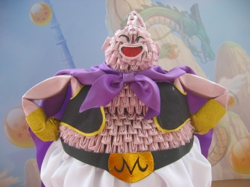 Dragon Ball Kai - Majin Bu