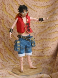 One Piece le jeu  - Monkey D Luffy
