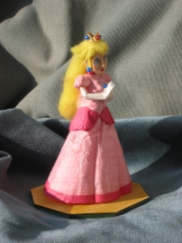 Super Mario - Princesse Peach