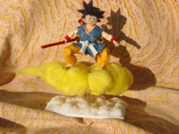 Dragon ball - Goku (san)