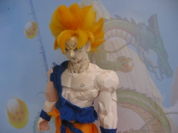 Dragon Ball Z - Goku (Super Saiyan)