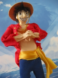 One Piece - Monkey D Luffy ( Nouveau monde)